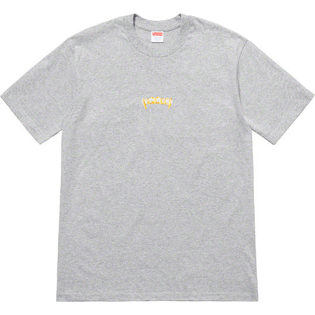 Supreme Fronts Tee - Grey