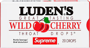 Supreme Luden's Throat Drops