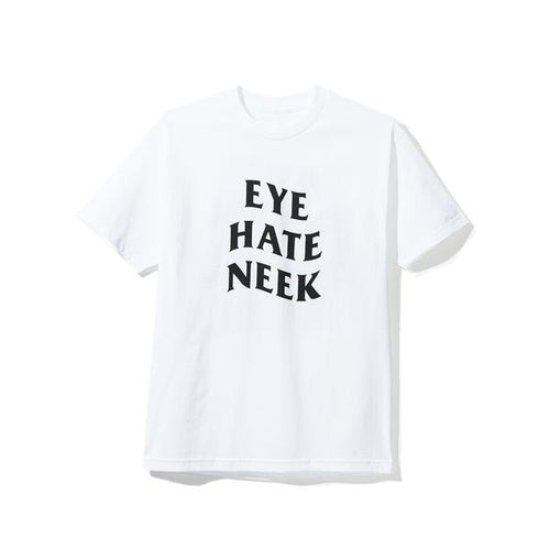 Anti Social Social Club Neek Lurk Tee - White