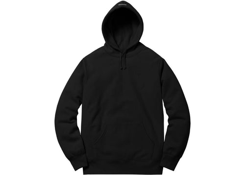 Supreme Illegal Business Hooded Sweatshirt - Black
