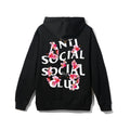 Anti Social Social Club Kkoch Hoodie - Black