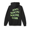 Anti Social Social Club Myself Hoodie - Black