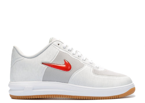 Lunar Force 1 Fuse SP Clot - 717303064/Grey/red-*