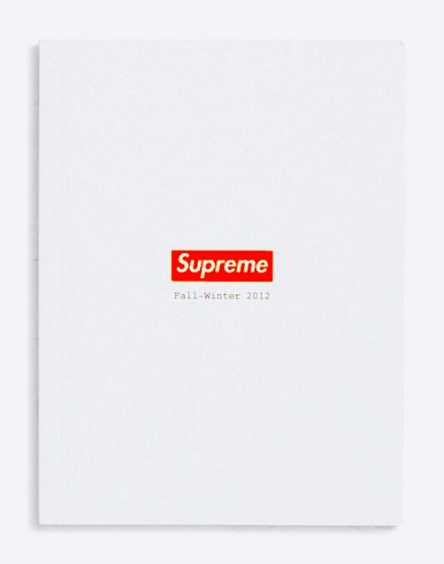 Supreme 2012 Look Book - Spring Summer