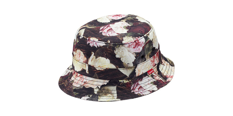 Supreme PCL Bucket Hat - Floral