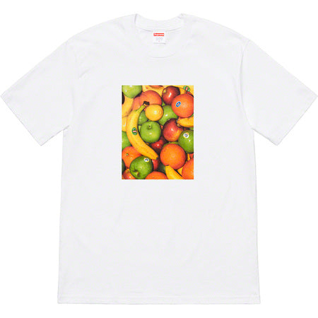 Supreme Fruits Tee - White