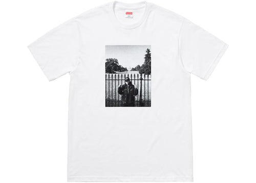 Supreme Undercover X Public Enemy White House Tee - White