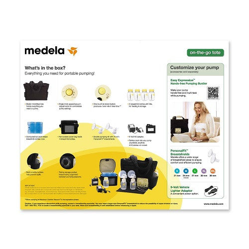 Medela Pump In Style 174 Advanced On The Go Tote Tricare