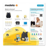Medela Pump In Style® Advanced Backpack- Double Electric Breast Pump