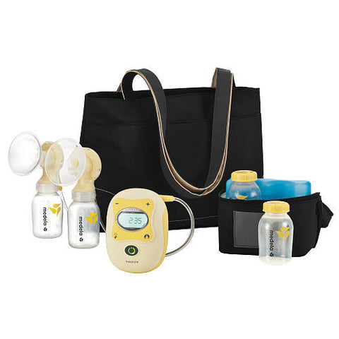 Medela FreeStyle Deluxe Set - Double Electric Breast Pump