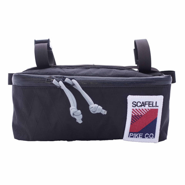 Front View of Scafell Pike Co. Handlebar bag