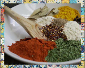 Spice Mixes & Marinades