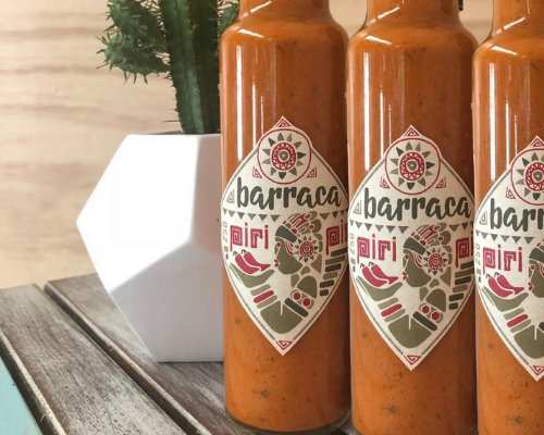 Barraca Piri Piri Sauce - 250ml