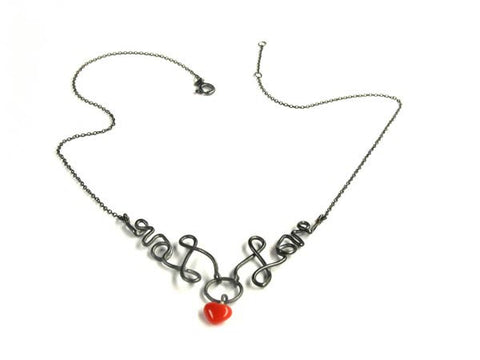 Collier Little Heart- Sterlingsilber