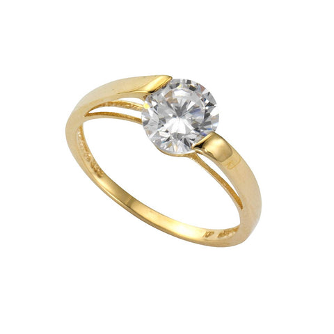 Ring Paris - Gelbgold
