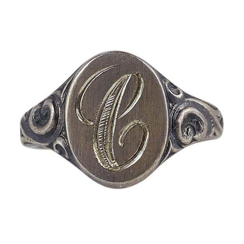 Ring Elias - Sterlingsilber
