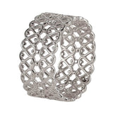 Ring Jarretiere - Sterlingsilber