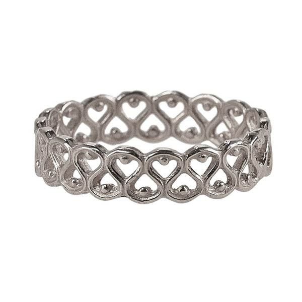 Ring Lace - Sterlingsilber