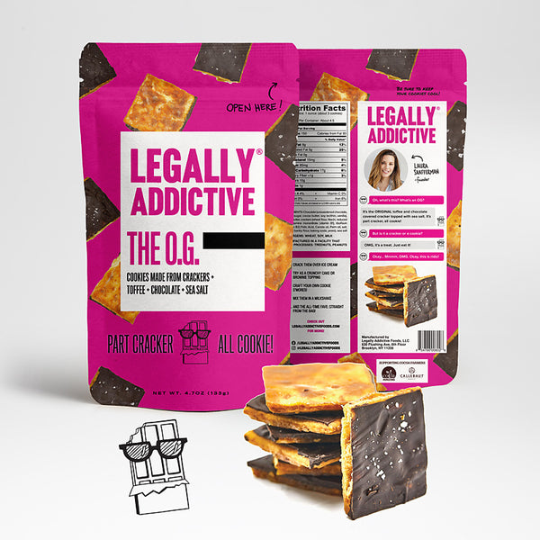 The OG - Party Pack of 4! - Legally Addictive