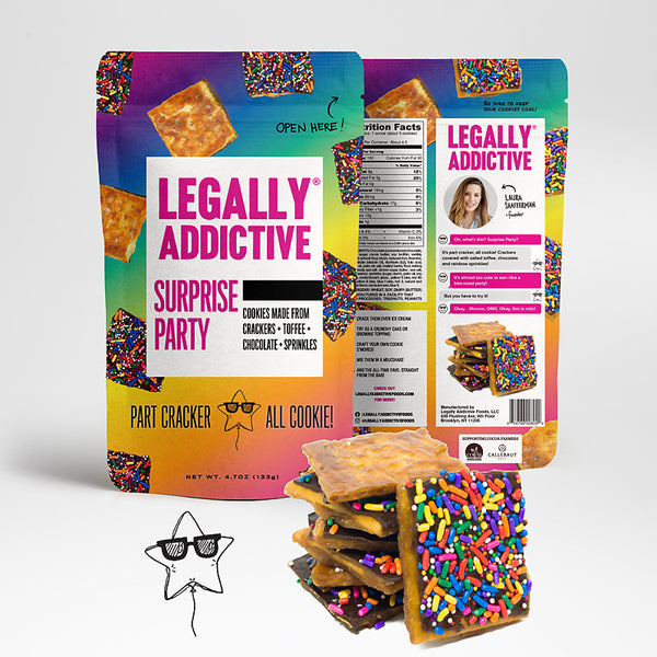 Variety OG & Surprise Party - Party Pack of 4! - Legally Addictive