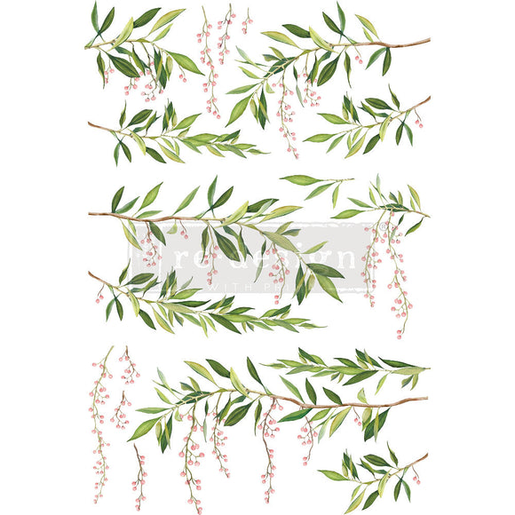 Spring Branch - Decor Transfer