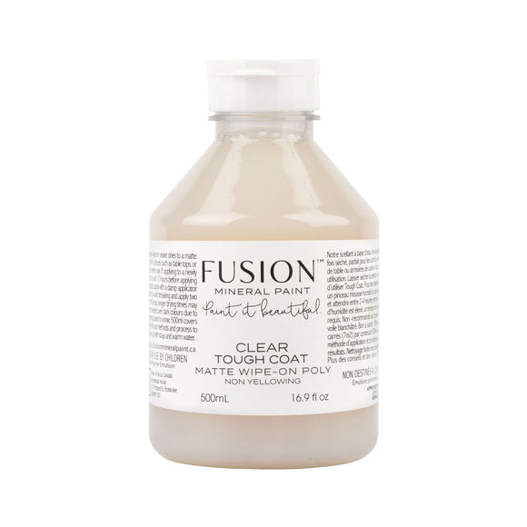 Fusion Tough Coat  Sealer