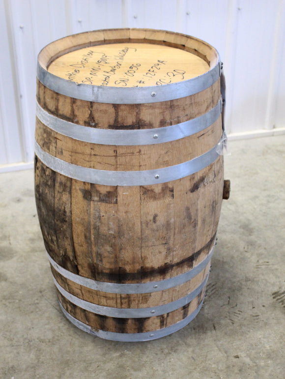 30 Gallon Barrel