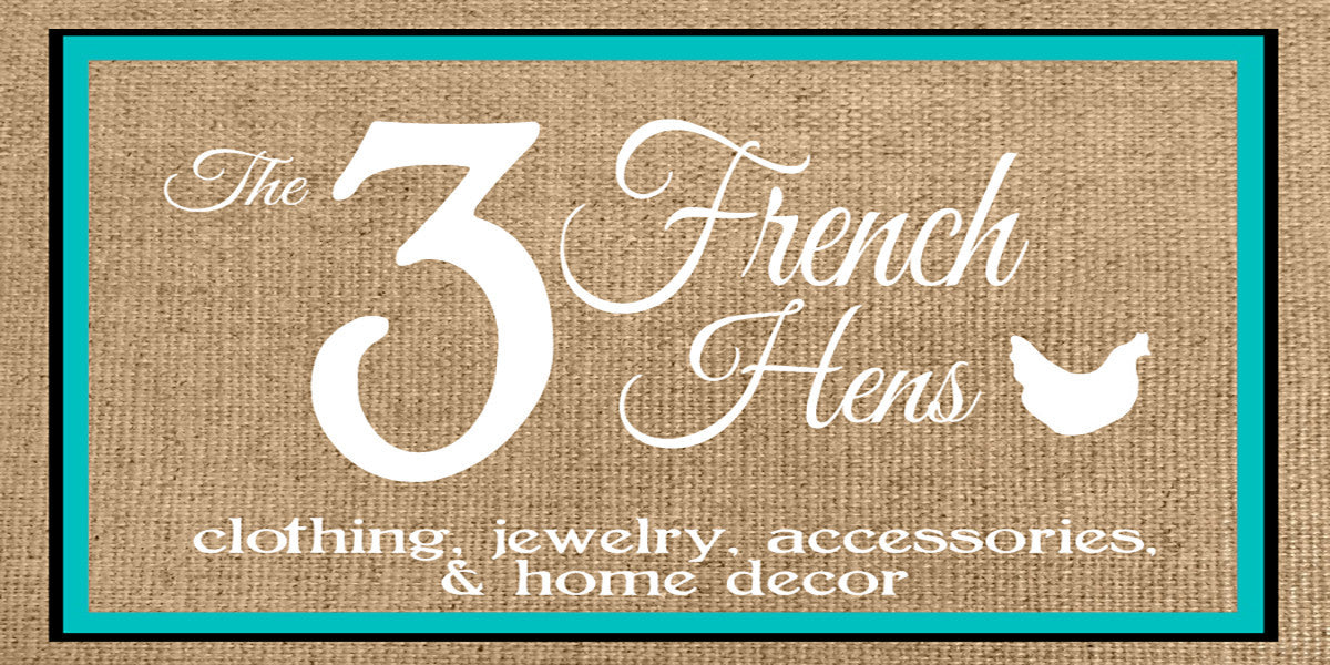 The 3 French Hens Products
