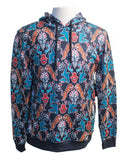 Sublimation Equanimity Print Hoodie - Super Massive Shop