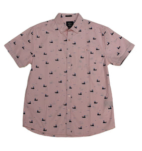 Cape Cod SS Button-down - Super Massive Shop