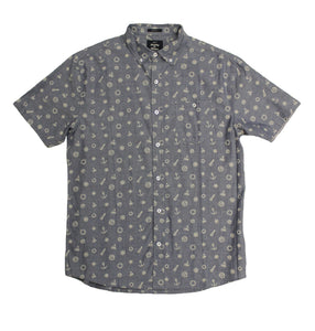 Lighthouse SS Button-down - Super Massive Shop