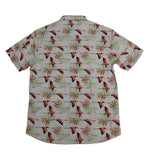 Flying Mingo SS Button-down - Super Massive Shop