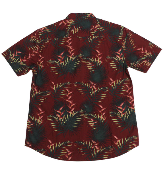 Botanical SS Button-down - Super Massive Shop