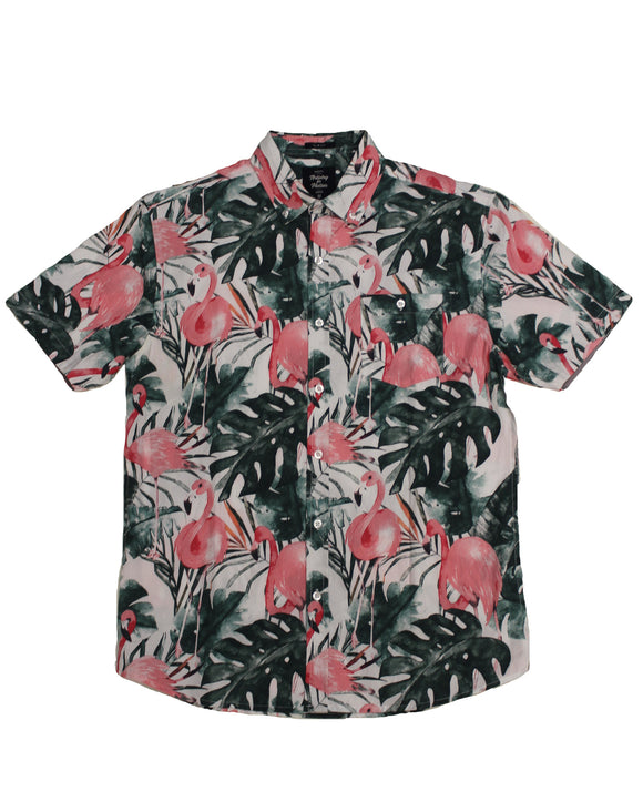 Estuarine SS Button-down - Super Massive Shop