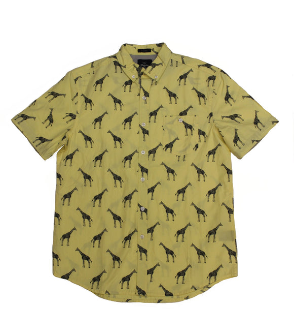 Sahara SS Button-down - Super Massive Shop