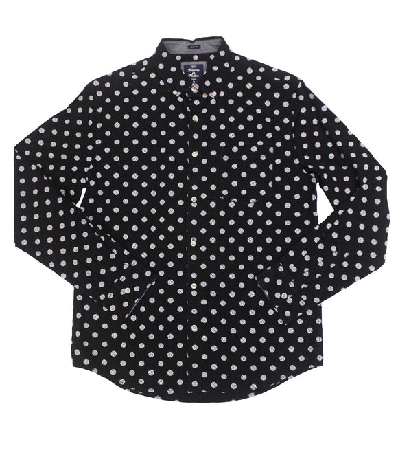 Cheshire Poplin Button-down - Super Massive Shop