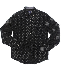 Bolt Poplin Button-down - Super Massive Shop
