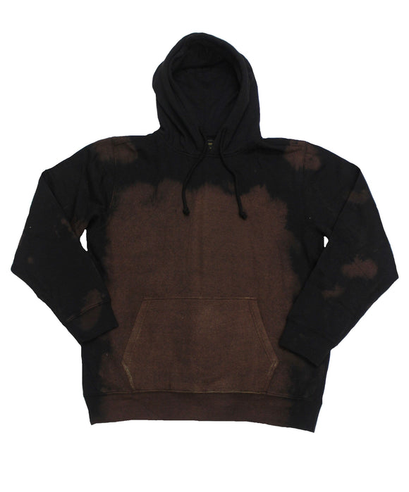 Blot Bleach Dye Hoodie - Super Massive Shop