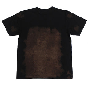 Blot Bleach Dye Tee - Super Massive Shop