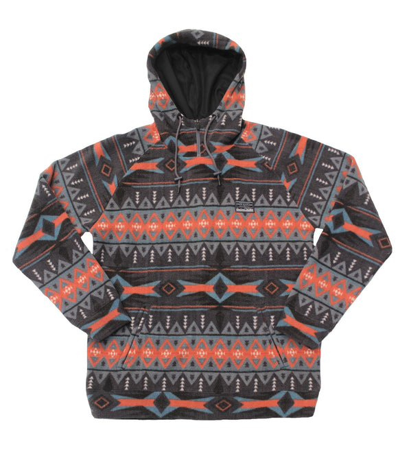Cold Sun Polar Fleece Hoodie - Super Massive Shop