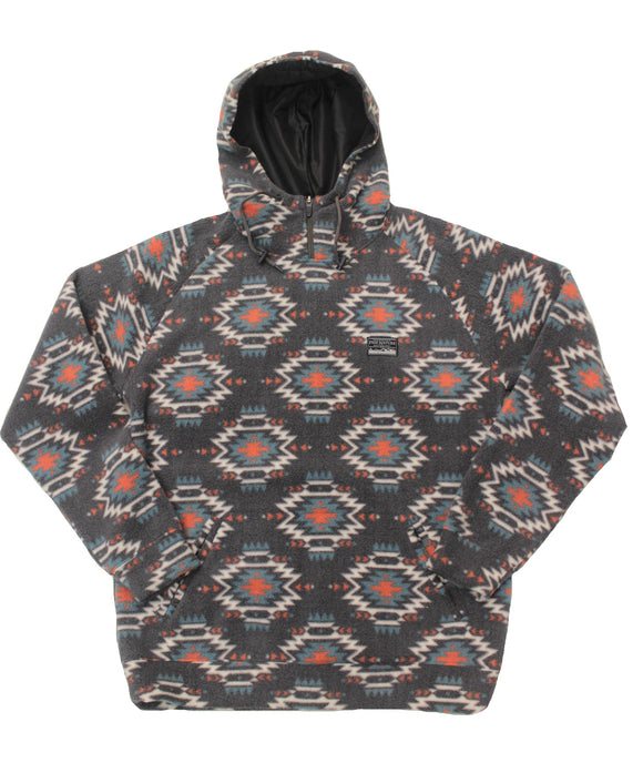 Big Horn Polar Fleece Hoodie - Super Massive Shop