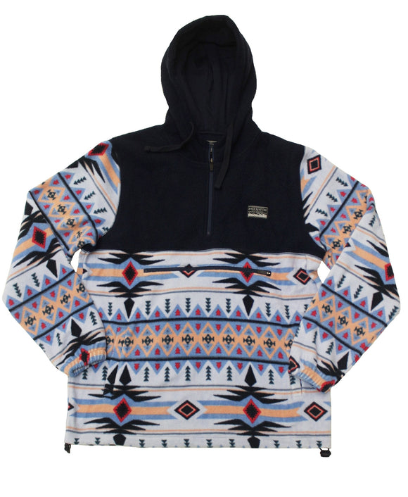 Arctic Ice Polar Fleece Hoodie - Super Massive Shop