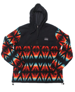 Fission Polar Fleece Hoodie - Super Massive Shop