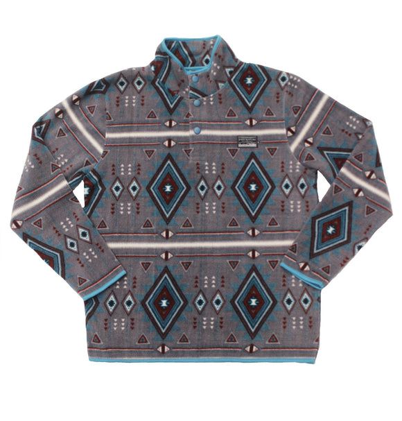 Griffin Polar Fleece Button-down
