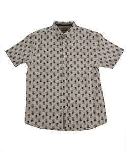 Disperse SS Button-down - Super Massive Shop