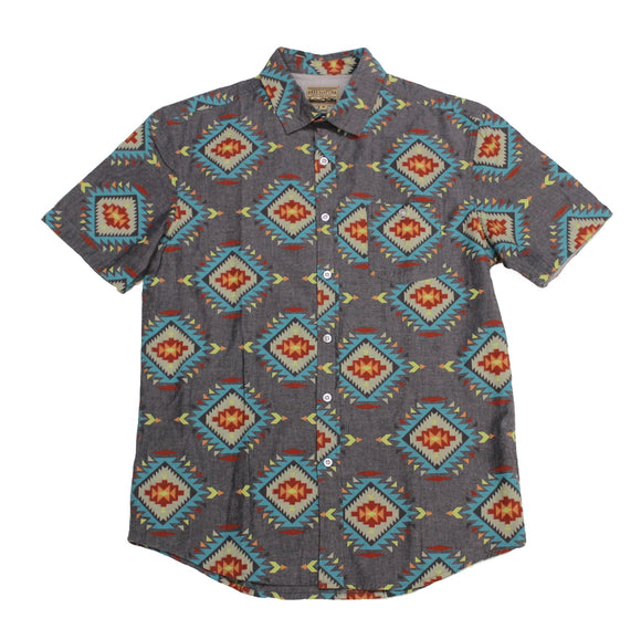 Truchas SS Button-down - Super Massive Shop