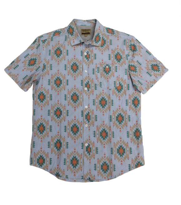 Gila SS Button-down - Super Massive Shop