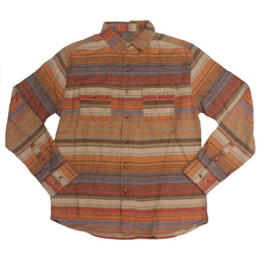 High Desert Flannel Button-down - Super Massive Shop