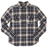 Ridgeline Flannel Button-down - Super Massive Shop