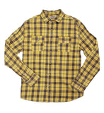 Arctic Flannel Button-down